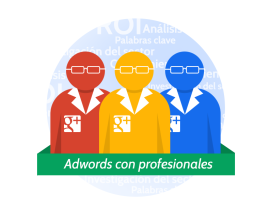 Google Adwords profesionales